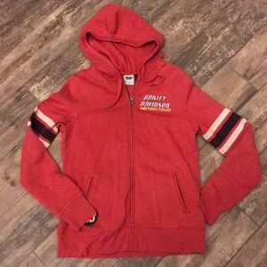 Harley Davidson Hoodie with Bling!